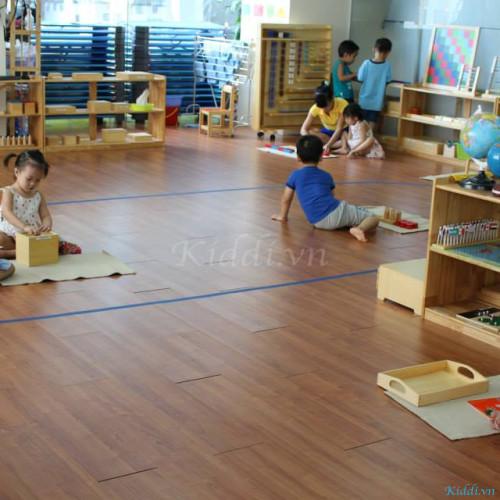 Little Sol Montessori Preschool - Trường Chinh (Cơ sở 2)
