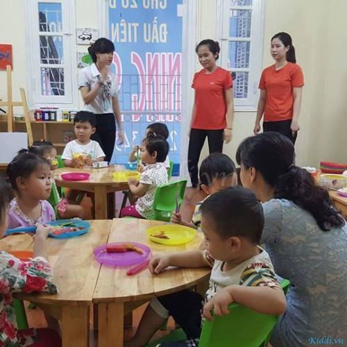 Trường mầm non Chú Voi Con - Linh Lang