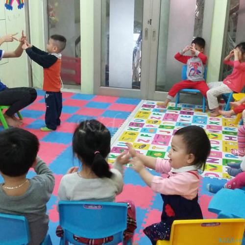 Mầm non song ngữ Spring House - Thái Thịnh