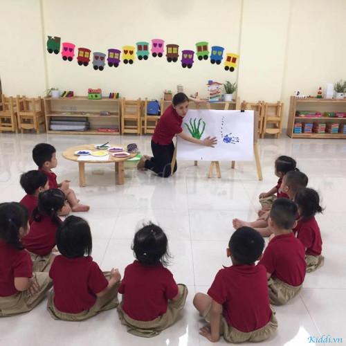 Mầm non Sun Academy - Trung Yên