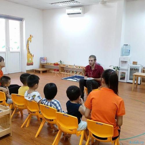Kinderhouse Montessori Preschool - Hoàng Ngân