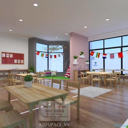 Mầm non Ngôi Nhà Montessori - Linh Đàm