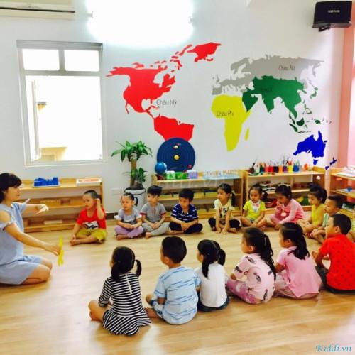Mầm non quốc tế Việt Anh Montessori (cơ sở 2) - Hoàng Cầu