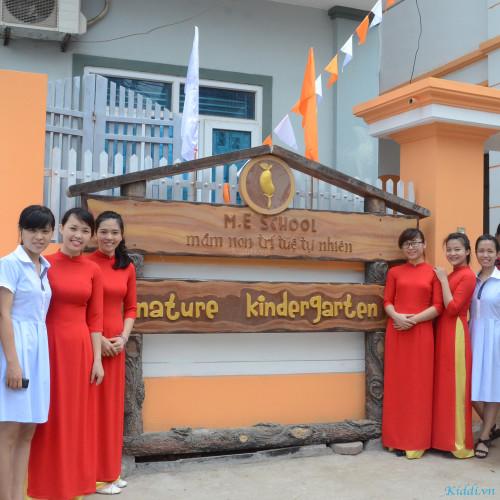 M.E School - Trí Tuệ Tự Nhiên