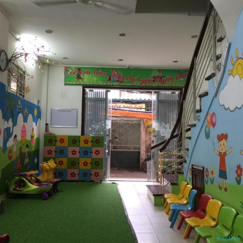 Trường Mầm non Đô Rê Mon - Láng Hạ