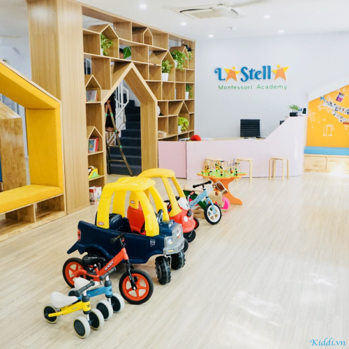 Trường mầm non song ngữ La Stella Montessori Academy - Times City