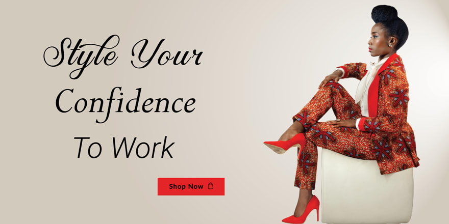 Style your confidence to work