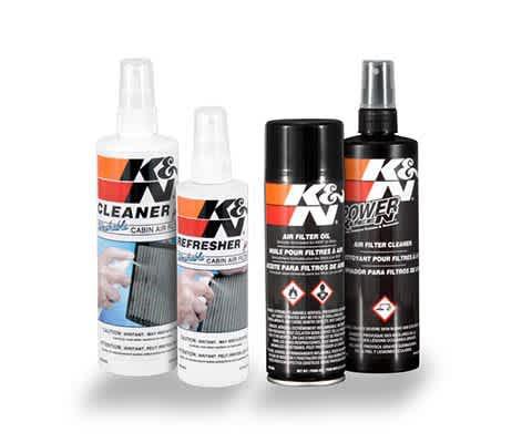"""alt=""""K&N cleaning kits"""""""