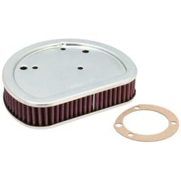 HD-1611 K&N Filtres à Air de Remplacement