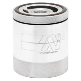 SS-1002 K&N Filtros de Aceite; Billet