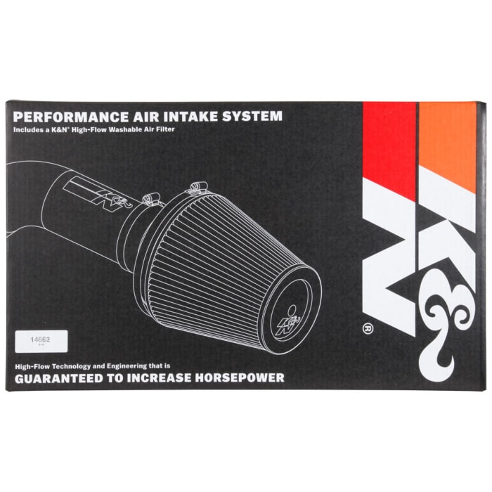 Non-CARB Compliant K/&N Engineering 63-3083 Performance Intake Kit
