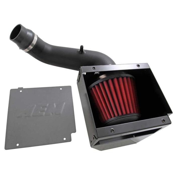 "AEM Air Filter Wrap Length x 5/"" Width x 5/"" Height  Black 7.5/"" 1-4002"