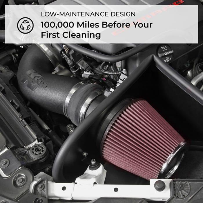 K/&N 77-1569KS Performance Intake Kit