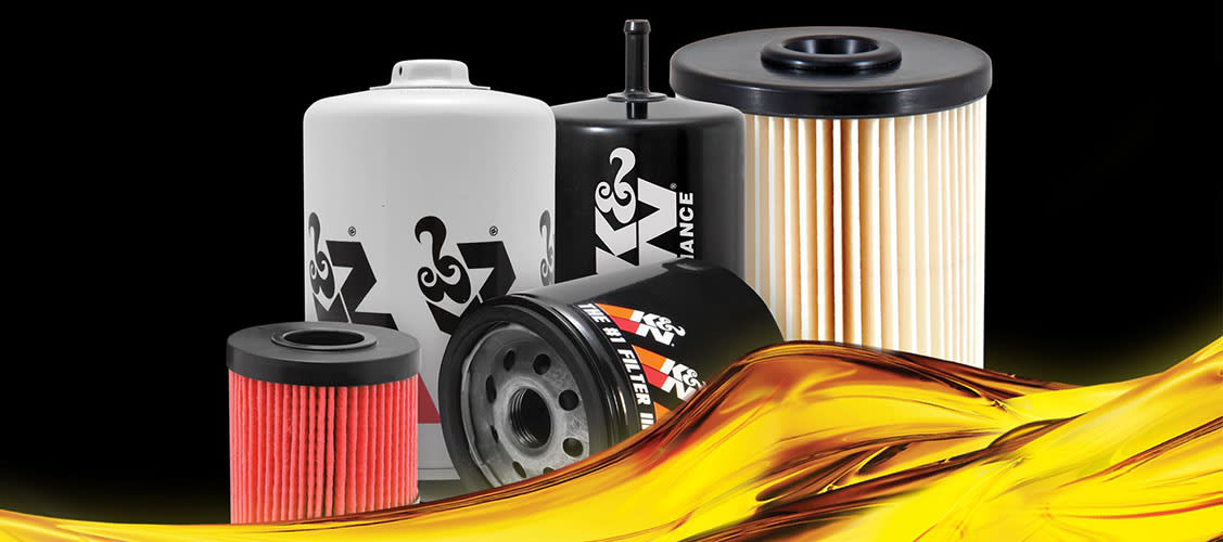 anuncio de filtro de aceite