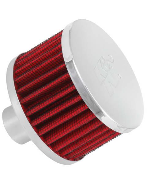 Universal Crankcase Vent Air Filter  K/&N Engineering 62-1110