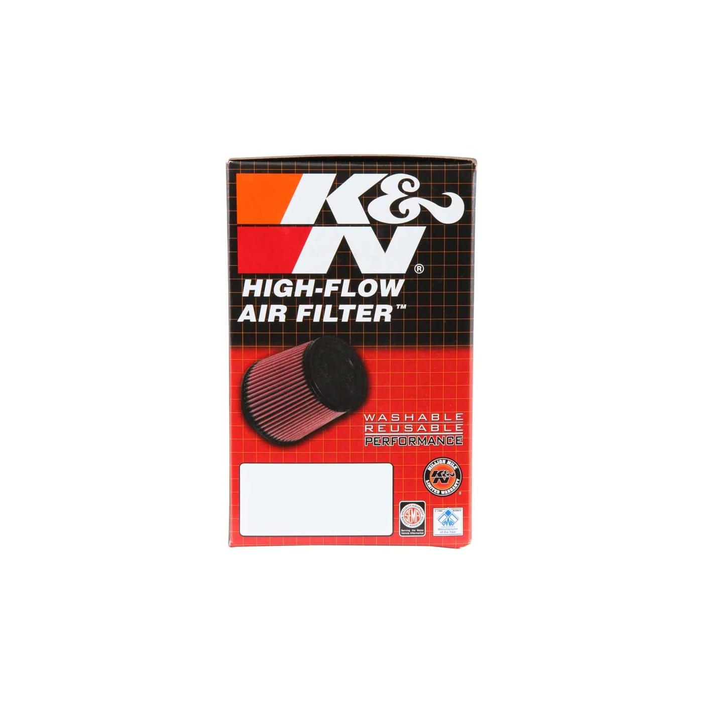 K/&N Filters YA-6608 Motorcycle Replacement Air Filter