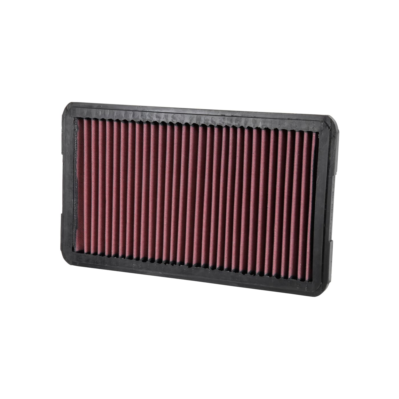 K and N E-2530 Washable and Reusable Car Replacement Air Filter