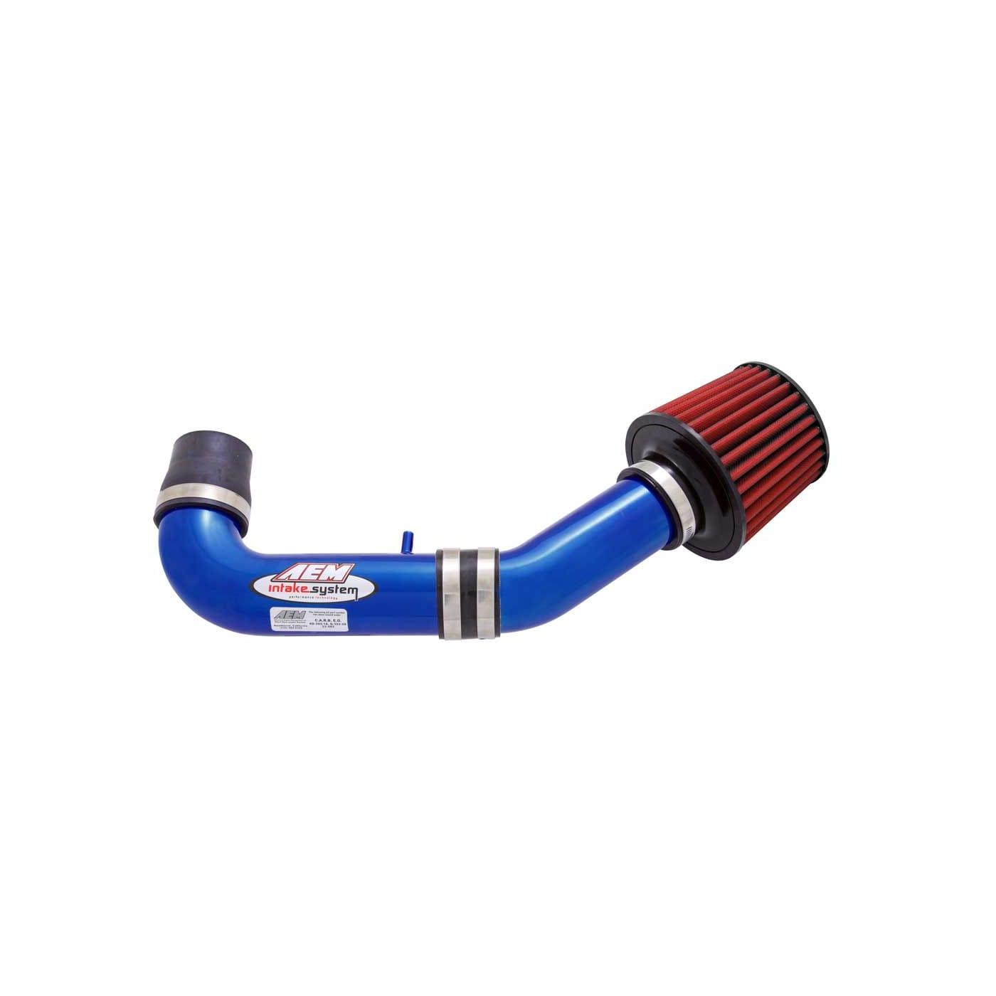 AEM 22-483B Blue Short Ram Intake System
