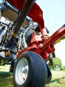 Kverneland 8568-8576-8590, Maintenance-free, ProLine gearboxes