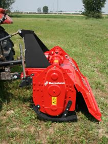 Kverneland GS with its high performance and working depth of 23cm, provides a multi purpose