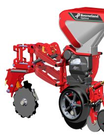 HD-II sowing unit For mulch and conventional sowing