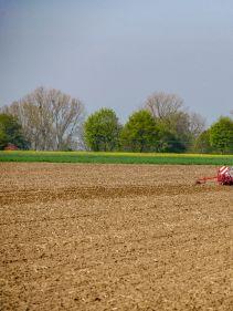 Kverneland pneumatic seed drills DA