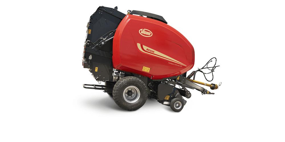 Vicon RV 5216 - 5220 / Round Balers / Vicon Bale Equipment