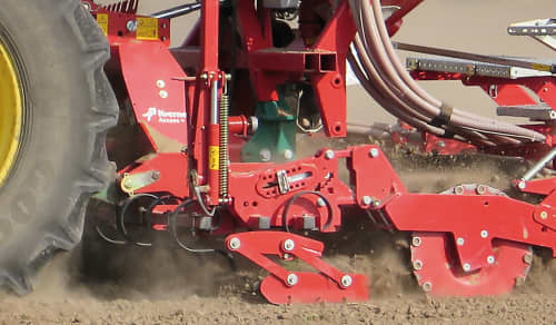 Seedbed Cultivators - Kverneland access+ low price with high performance - precision drills