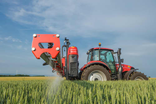 Mounted Sprayers - Kverneland iXter A, mounted spray tank, simple but powerfull on field