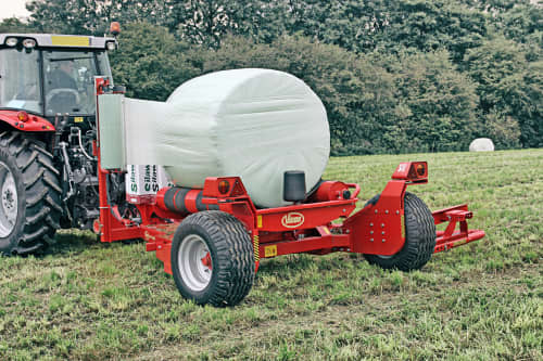 Bale Wrappers - VICON BW2600, designed for wrapping a large quantity of bales