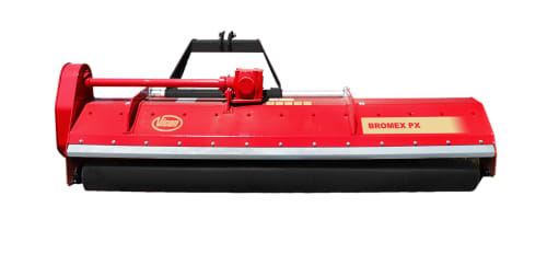 Choppers - VICON BROMEX PX, multi-purpose machine for chopping grass, pasture, set-aside land and stubble. For tractors up to 160hp
