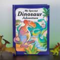 Personalised story book Dinosaur Adventure