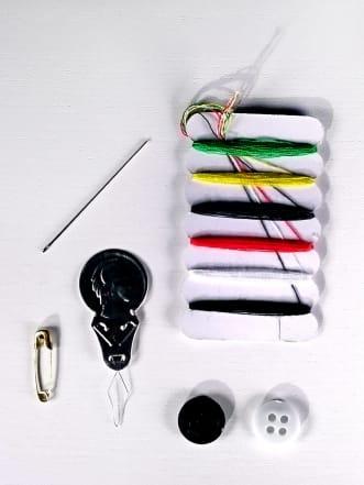 Kit de costura para botones