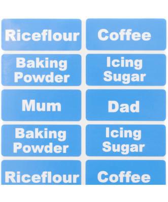 Etiquetas Para el Aula