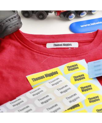 Pack de Etiquetas para Guardería