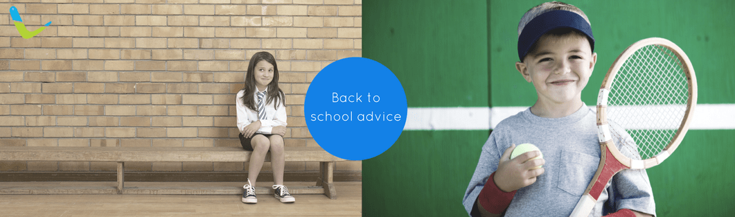 Back to school labelling and advice