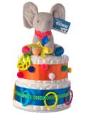 Flappy the Elephant Circus Diaper Cake by Lil' Baby Cakes