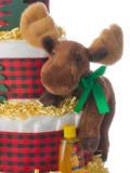 Moose Plush Baby Toy