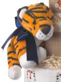 Tiger Plush Baby Toy
