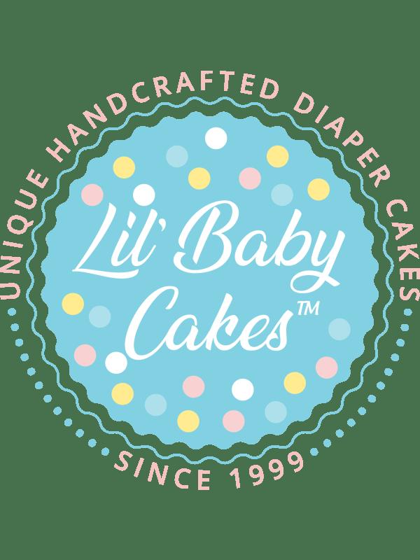 My Lil' Unicorn 3 Tier Baby Diaper Cake