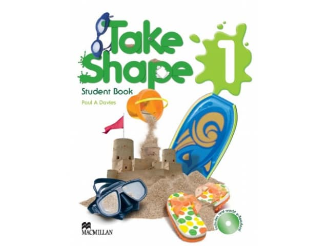 Take Shape 1 Student Book