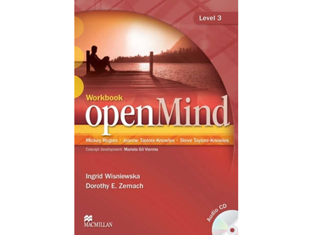 openMind 3 Workbook and CD