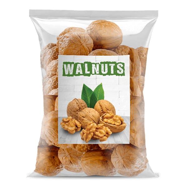 Inshell Walnuts (Akhrot) 1Kg