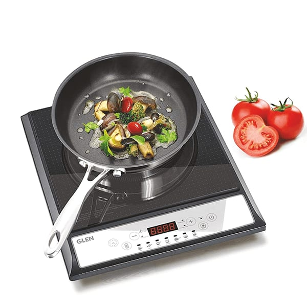 Glen SA3071 1400 Watt Induction Cooktop