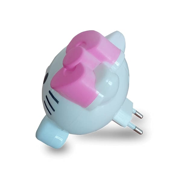 Hello Kitty night Lamp with White LED Light for Kids room, Children Birthday Gifts, return gifts (Assorted colors)