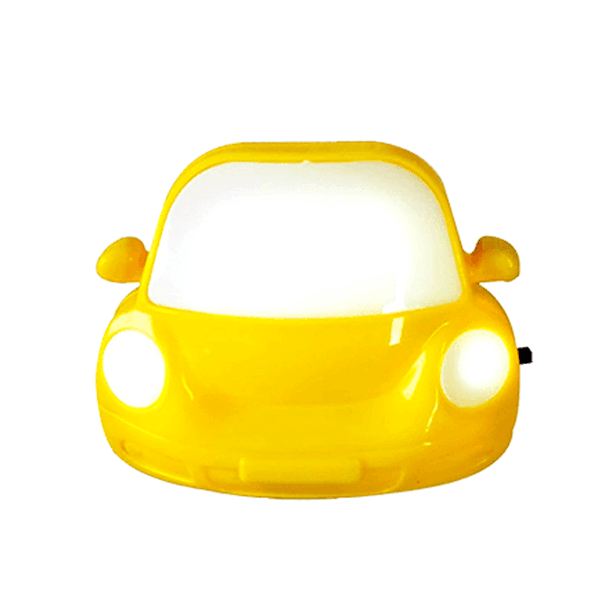 Car Night Lamp with White LED Light for Kids Room, Children Birthday Gifts, return Gifts