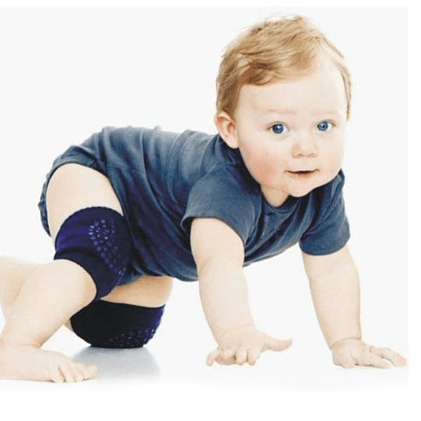 Baby Knee and Elbow Safety protection Pad (Assorted Colours)