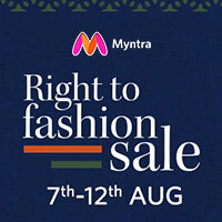 Myntra right to fashion sale  thumbnail rnbbl6