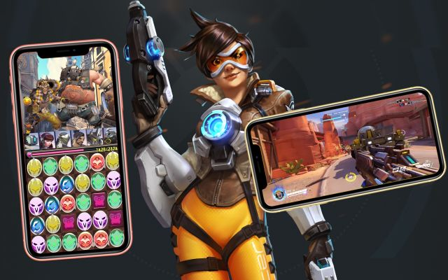 Blizzard Announces New Title OverMatch, And Overwatch Mobile Coming 2019