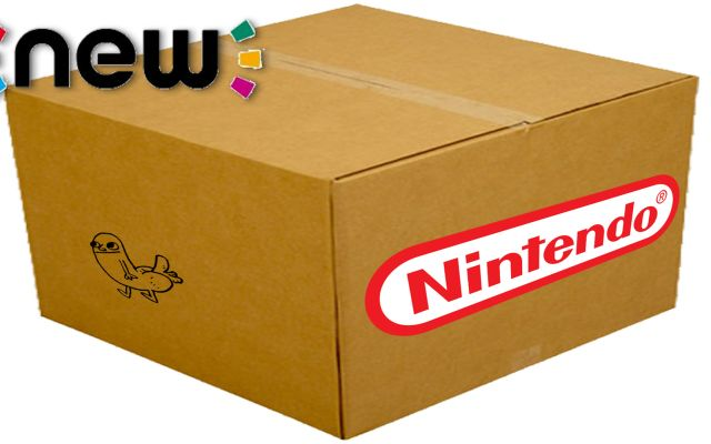 Nintendo Announces The NEW Cardboard Box